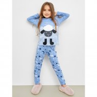 Пижама для девочек «Mark Formelle» фуфайка, брюки.