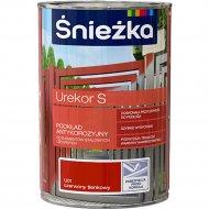 Грунтовка «Sniezka» Urekor S, красная, 1 л