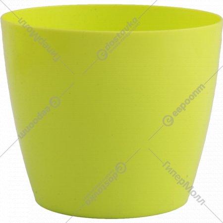 Цветочный горшок «Оптимпласт» 125 мм, 1 л.