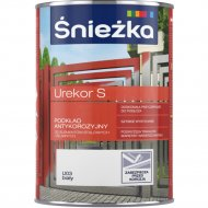 Грунтовка «Sniezka» Urekor S, белая, 1 л