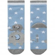 Носки детские «Ck Sof-Tiki» голубые, размер 14.