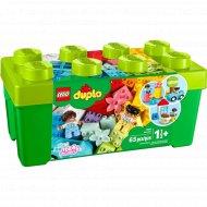 Конструктор «LEGO» Duplo Classic, Коробка с кубиками