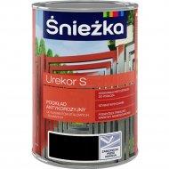 Грунтовка «Sniezka» Urekor S, черная, 1 л
