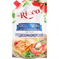 Кетчуп «Mr.Ricco» средиземноморский, с вялеными томатами, 350 г.