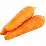 Морковь столовая мытая, 1 кг., фасовка 0.7-0.85 кг
