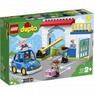 Конструктор «LEGO» Duplo Town, Полицейский участок