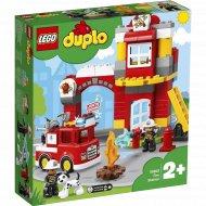 Конструктор «LEGO» Duplo Town, Пожарное депо