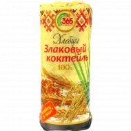 Хлебцы «Минские» цельнозерновые злаковый коктейль, 100 г.