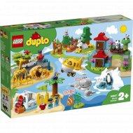 Конструктор «LEGO» Duplo Town, Животные мира