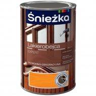 Защитно-декоративный состав «Sniezka» Лакобейтц Expert, сосна, 0.9 л
