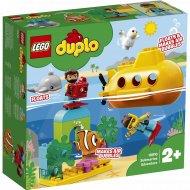 Конструктор «LEGO» Duplo Town, Путешествие субмарины