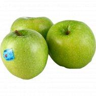 Яблоко «Гренни смит» 1 кг., фасовка 0.7-1 кг