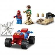 Конструктор «LEGO» Super Heroes, Бой Человека-Паука