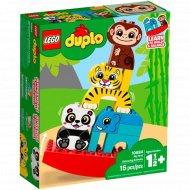 Конструктор «LEGO» Duplo, Мои первые цирковые животные