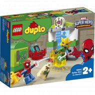 Конструктор «LEGO» Duplo, Человек-паук против Электро