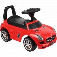 Автомобиль-каталка «Mercedes-Benz SLS AMG» красный, 332