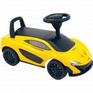 Автомобиль-каталка «МcLaren P1» желтый, 372A