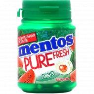 Жевательная резинка «Mentos» со вкусом арбуза, 54 г.