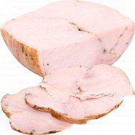 Продукт из свинины «Полендвица домашняя люкс» копчено-вареный, 1 кг., фасовка 0.3-0.45 кг