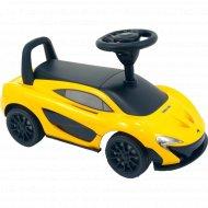 Автомобиль-каталка «МcLaren P1» желтый, 372