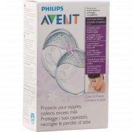 Накладки «Philips Aventt» для сбора грудного молока.