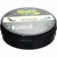Крем для обуви «Aligator» черный, 60 мл.