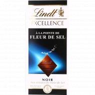 Шоколад темный «Exellence» с морской солью, 100 г.