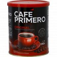 Кофе «Cafe Primero» Original растворимый, 190 г.