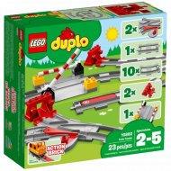 Конструктор «LEGO» Duplo Town, Рельсы