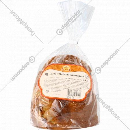 Хлеб «Маёвы» звычайны, 400 г.