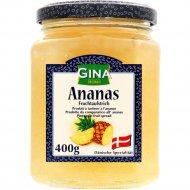 Джем «Gina» ананасовый, 400 г.
