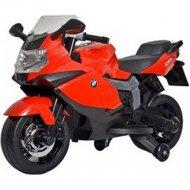 Электромотоцикл «BMW» красный, 283