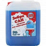 Средство моющее кислотное концентрированное «Зебра Сан» 5.5 кг.