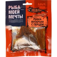 Рыба «Рыба моей мечты» солено-сушеная, путассу, 40 г.