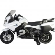 Электромотоцикл «Chilokbo» BMW 213 бело-черный