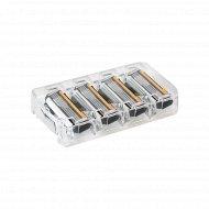 Сменные кассеты для бритвы с 4 лезвиями DORCO PACE 4 , 4 шт.