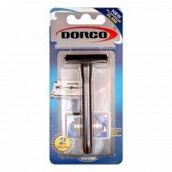 Бритва DORCO PL 602 станок классический + 2 лезвия.