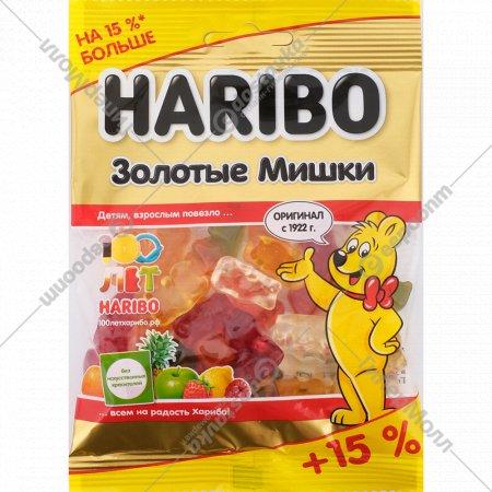 Жевательный мармелад «Haribo» золотые мишки, 80 г.