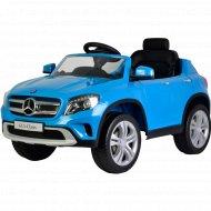 Электромобиль «Mercedes-Benz» GLA-Class E, голубой, 653R