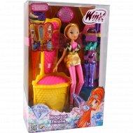 Набор «Winx Club» Волшебный трон, розовый.