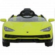 Электромобиль «Lamborghini» Centenario E, зелёный, 676R
