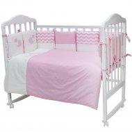 Комплект «Топотушки» Долли, 6 предметов, розовый.
