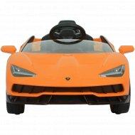 Электромобиль «Lamborghini» Centenario E, оранжевый, 676R