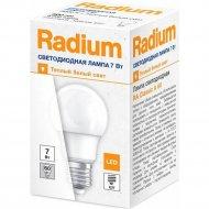 Светодиодная лампа «Radium» RLA60 7W/830 230V E27.