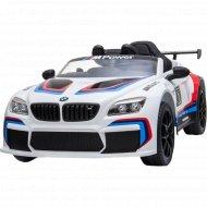 Электромобиль «BMW» M6 GT3 E, белый, 668R