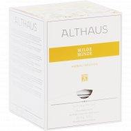 Напиток чайный «Althaus Pyra Pack» нежная мята, 15 пакетиков.