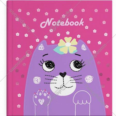 Записная книжка «Ноутбук» 50736, 105х105 мм, 48 листов.