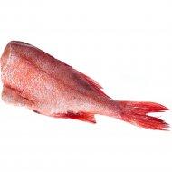 Окунь красный морской, потрошенный, без головы, охлажденный, 1 кг., фасовка 0.3-0.6 кг