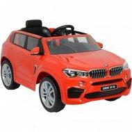Электромобиль «BMW» X5M E, красный, 660R