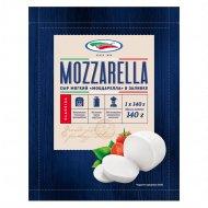 Сыр мягкий «Моццарелла» в заливке, 140г.
